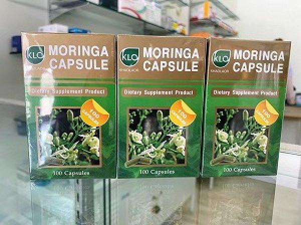 画像1: 【高品質】モリンガ・カプセル(Moringa Capsule)100錠×3ボトル (1)